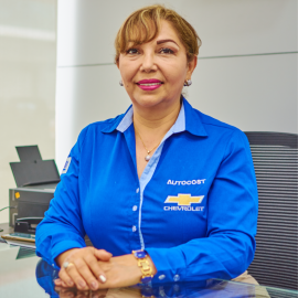 Shirley Chiriboga